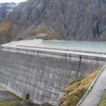 Un barrage poids